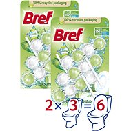 BREF ProNature Mint 6 x 50 gr - Toilet Cleaner