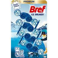BREF WC blok Color Aktiv Ice Breaker 4× 50 g - WC blok