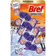 BREF WC blok Color Aktiv Skiing Fox 4× 50 g - WC blok