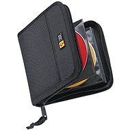 Case Logic CDW32 čierne - Puzdro na CD/DVD
