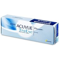 1 Day Acuvue TruEye (30 šošoviek) dioptrie: -0.75, zakrivenie: 8.50 - Kontaktné šošovky