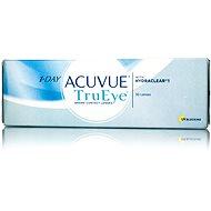 1 Day Acuvue TruEye (30 šošoviek) dioptrie: -3.25, zakrivenie: 8.50 - Kontaktné šošovky