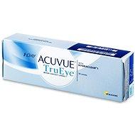 1 Day Acuvue TruEye (30 šošoviek) dioptrie: -4.50, zakrivenie: 8.50 - Kontaktné šošovky