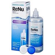 ReNu MPS Sensitive Eyes 360 ml s puzdrom - Roztok na kontaktné šošovky