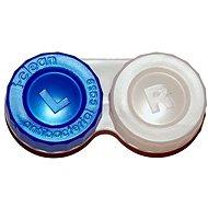 Optipak antibakteriálne puzdro – svetlomodré - Puzdro na kontaktné šošovky