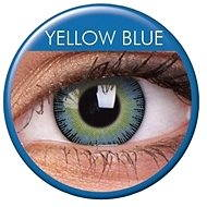 ColourVUE - Fusion (2 šošovky) farba: Yellow Blue - Kontaktné šošovky