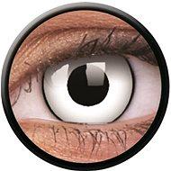 Crazy ColourVUE (2 šošovky) farba: White Zombie - Kontaktné šošovky