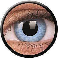 Crazy ColourVUE (2 šošovky) farba: Solar Blue - Kontaktné šošovky