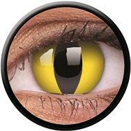 Crazy ColourVUE (2 šošovky) farba: Cat Eye - Kontaktné šošovky