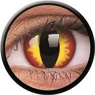 Crazy ColourVUE (2 šošovky) farba: Dragon Eyes - Kontaktné šošovky