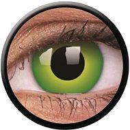 Crazy ColourVUE (2 šošovky) farba: Hulk Green - Kontaktné šošovky