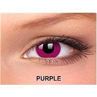 Crazy ColourVUE (2 šošovky) farba: Purple - Kontaktné šošovky