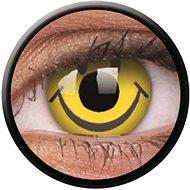 Crazy ColourVUE (2 šošovky) farba: Smiley - Kontaktné šošovky