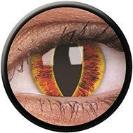 Crazy ColourVUE (2 šošovky) farba: Saurons Eye - Kontaktné šošovky