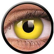 ColourVUE Crazy Lens (2 šošovky), farba: Yellow - Kontaktné šošovky