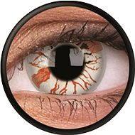 ColourVUE Crazy Lens (2 šošovky), farba: Jigsaw - Kontaktné šošovky
