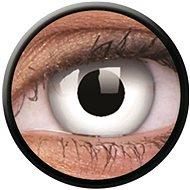 ColourVUE Crazy Lens (2 šošovky), farba: White out