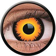 ColourVUE Crazy Lens (2 šošovky), farba: Orange Werewolf - Kontaktné šošovky