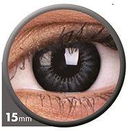 ColourVUE dioptrické Big Eyes (2 šošovky), farba: Be evening grey, dioptrie: -5.00 - Kontaktné šošovky