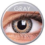 ColourVUE dioptrické 3 Tones (2 šošovky), farba: Grey, dioptrie: -1.25 - Kontaktné šošovky