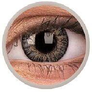 ColourVUE dioptrické TruBlends (10 šošoviek), farba: Grey, dioptrie: -4.50 - Kontaktné šošovky