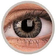 ColourVUE dioptrické TruBlends (10 šošoviek), farba: Grey, dioptrie: -4.75 - Kontaktné šošovky