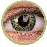 ColourVUE dioptrické TruBlends (10 šošoviek), farba: Green, dioptrie: -5.25 - Kontaktné šošovky