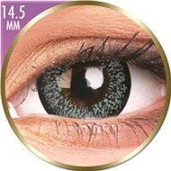 ColourVUE dioptrické Phantasee Big Eyes (2 šošovky), farba: Pearl Grey, dioptrie: -7.50 - Kontaktné šošovky