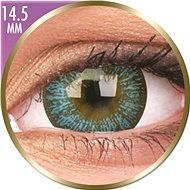 ColourVUE dioptrické Phantasee Big Eyes (2 šošovky), farba: Maya Blue, dioptrie: -7.50 - Kontaktné šošovky