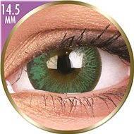 ColourVUE dioptrické Phantasee Big Eyes (2 šošovky), farba: Paris Green, dioptrie: -6.50 - Kontaktné šošovky