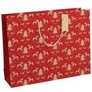 Clairefontaine Dalecarlie rouge, veľkosť XL, balenie 6 ks - Darčeková taška