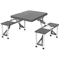 Camp Gear Foldable Picnic table Basic Blue - Stolík