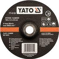 Yato Kotúč na kameň 125 × 22 × 1,5 mm - Rezný kotúč