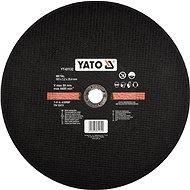 Yato Kotúč na kov 355 × 25,4 × 3,2 mm - Rezný kotúč