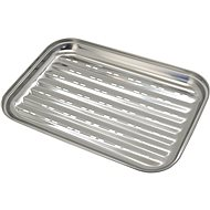 Cattara Grill Tray Stainless Steel 34 x 24cm - Grill Accessory