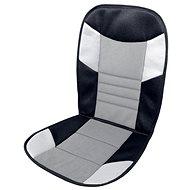 Poťah sedadla TETRIS čierno-sivý