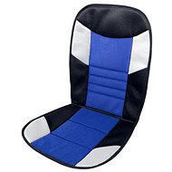 Poťah sedadla TETRIS čierno-modrý