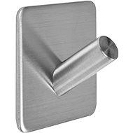 Jednoduchý háčik uhlový nalepovací 3M Steely - Háčik do kúpeľne