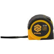 Vorel Meter zvinovací 7,5 m × 25 mm žlto-čierny - Zvinovací meter