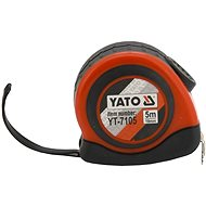 Yato Metr svinovací 5 m x 19 mm autostop - Zvinovací meter