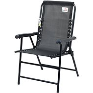 Cattara TERST Stolička čierna skladacia - Záhradná stolička
