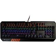 Canyon Hazard CND-SKB6-CS, čierna – CZ - Herná klávesnica
