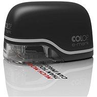 COLOP e-mark® pečiatka, čierna - Pečiatka