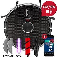 CONCEPT VR3210 3 v 1 Laser UVC - Robotický vysávač