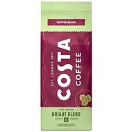 Costa Coffee Bright Blend 100 % Arabica - Zrnková káva, 200 g
