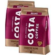 Costa Coffee Signature Blend Dark Coffee Beans, 500g; 3x