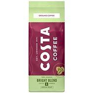 Costa Coffee Bright Blend 100 % Arabica - Mletá káva, 200 g