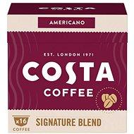 Costa Coffee Signature Blend Americano 16 porcií – kompatibilné s kávovarmi NESCAFÉ® Dolce Gusto
