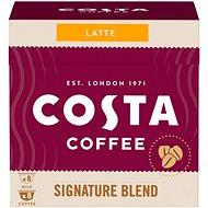 Costa Coffee Signature Blend Latte 8 porcií – kompatibilné s kávovarmi NESCAFÉ® Dolce Gusto