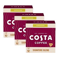 Costa Coffee Signature Blend Cappuccino 8 porcií – kompatibilné s kávovarmi Nescafé® Dolce Gusto; 3×
